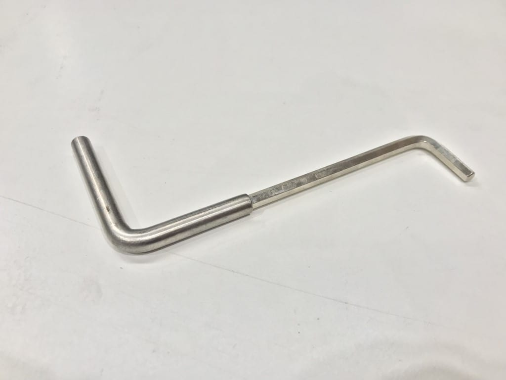 Manual Handle - Photo-Medium